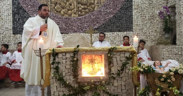 Nova Paroquia da Arquidiocese de Belém