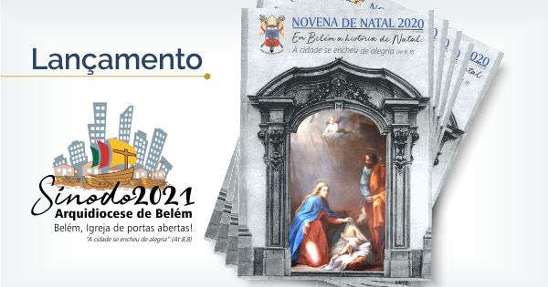 Lançamento da Novena de Natal 2020
