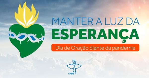 Dia de Oração Diante da Pandemia