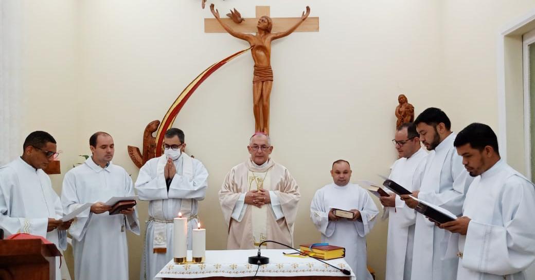 Retiro de Candidatos ao Diaconato