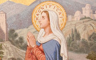 O Magníficat e a Cinderela