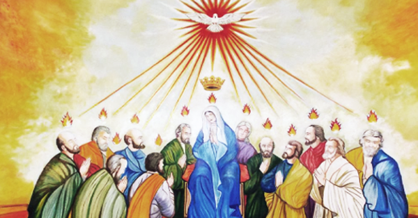 A Importância de Maria no Cenáculo como Casa