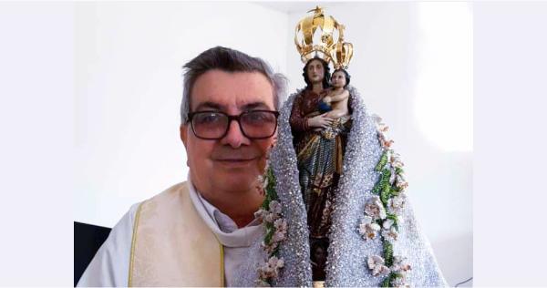 Nota de falecimento Padre Sadeck