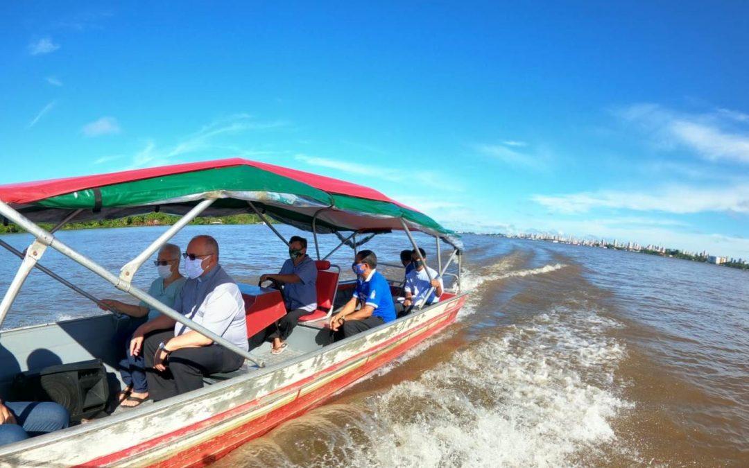 Jornada Social na Ilha de Boa Vista do Acará