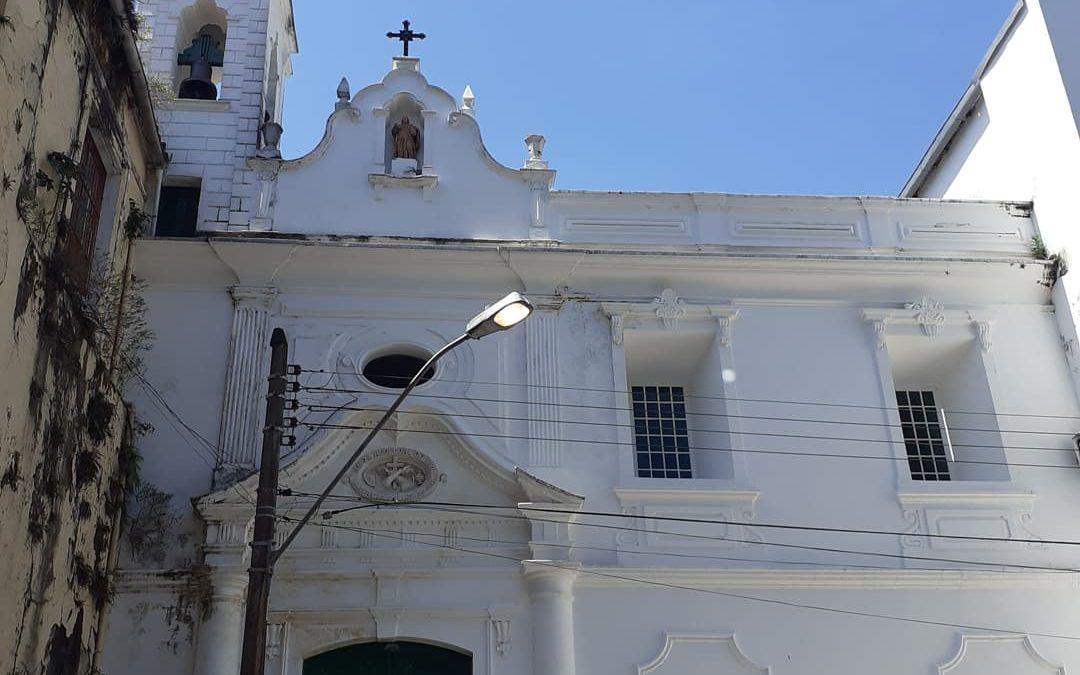 Lançamento da Campanha de Restauração da Capela São Francisco  da Penitência – Ordem Terceira