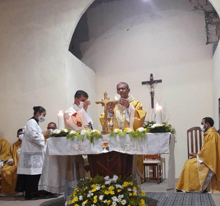 Criação da Área Missionaria  São José Esposo de Maria