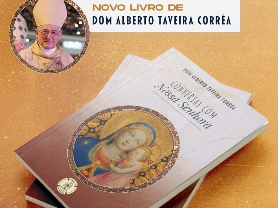 Livro conversa com Nossa Senhora